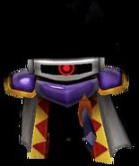 Dark matter blade 3D