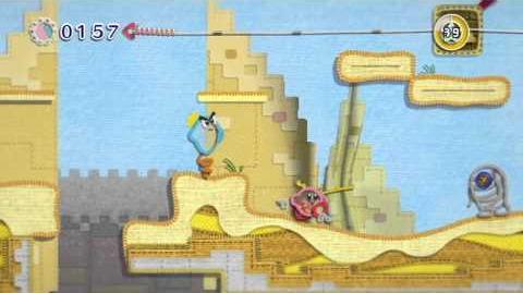 Kirby's Epic Yarn Tráiler 2 America