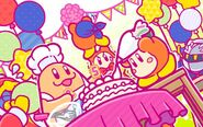 Kirby 25th Anniversary artwork 23