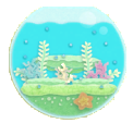 KEY Aquarium sprite