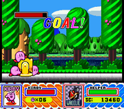 KSS Goal Game Screenshot