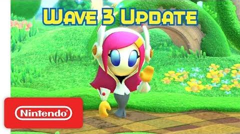 Kirby Star Allies- Wave 3 Update - Susie Suits Up!