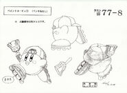Hnk Paint Kirby
