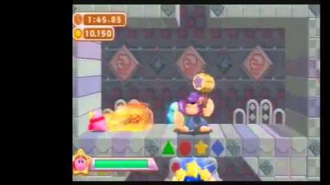Kirby's Dream Collection Fighter Combat Chamber - 1 20.65 left or 28580-0