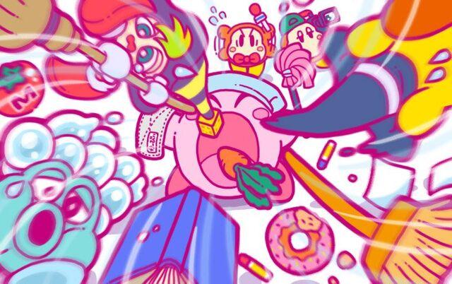 File:Kirby 25th Anniversary artwork 7.jpg