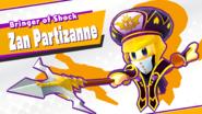 Zan Partizanne Splash (Rematch)