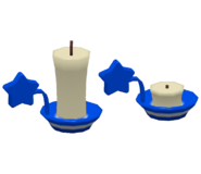 Candle model