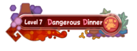 KRtDL Dangerous Dinner plaque