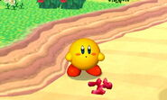 SSB3DS Yellow Kirby