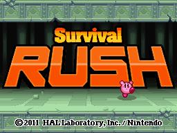 Survival Rush (KMA)