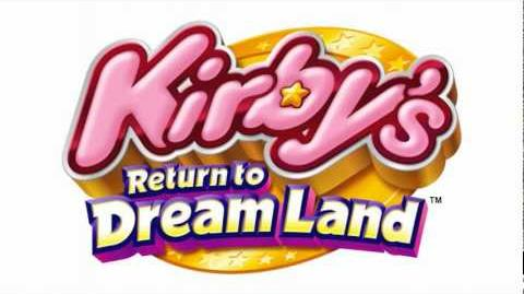 Kirby's Return to Dreamland Music - World 8 Another Dimension