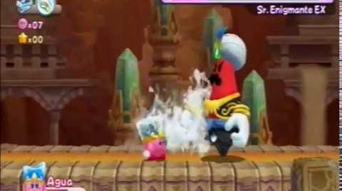 Kirby Return to Dreamland - Mr. Dooter EX