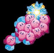Kirby Mass Attack Artwork 1