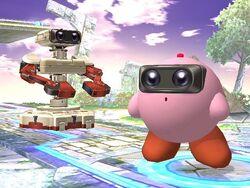 R.O.B Kirby (SSBB)