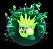 Kirby plasma trophy 3812