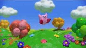 Kirby and the Rainbow Curse Gotta Get Greative Now Available Wii U 30 US TV Commercial