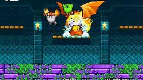 Kirby y el Laberinto de los Espejos 04