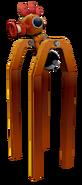 KPR Burner Bird model