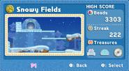 KEY Snowy Fields
