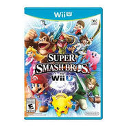 Smash For Wii U