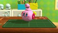 KatRC Kirby Submarine figurine