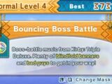 Bouncing Boss Battle