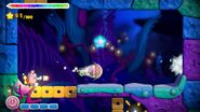 KatRC Kirby Submarine Star Dash