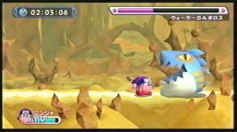 Kirby's RtD 格闘王への道 Ninja 6,14,51