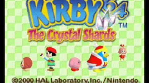 Kirby 64 OST- Ripple Star Catacombs