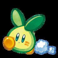 Kirby Mass Attack Artwork 9