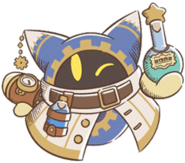 Steampunk Magolor