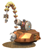 Combo Cannon - Brawl Trophy