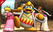 Captura oficial Rey Dedede (SSB3DS) 1