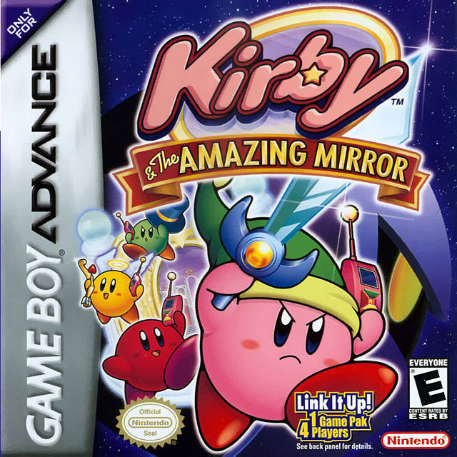 kirby us box art