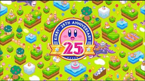 Kirby 25th Anniversary CD 2 ~ Memorial Arrange