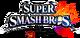 Super Smash Bros. for Nintendo 3DS logo