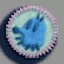 鼹鼠徽章01 毛线卡比