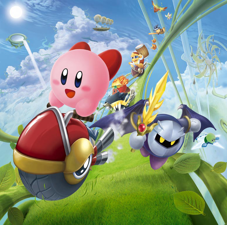kirby air ride hd