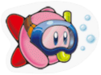 SSBB Kirby sticker 2