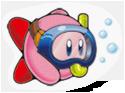 SSBB Kirby sticker 2