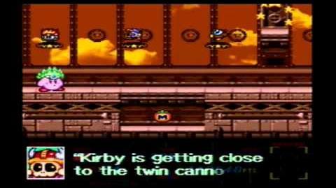 Kirby Super Star - Meta Knight´s Revenge