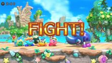 Super kirby clash screenshot