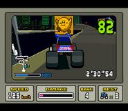 Kirby Stunt Race FX