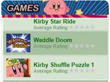 Kirby Star Ride