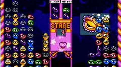 Let's Play Kirby's Avalanche 6 - Heavy Mole is Hard