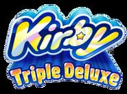 Logo Kirby Triple Deluxe