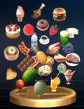 Food - Brawl Trophy
