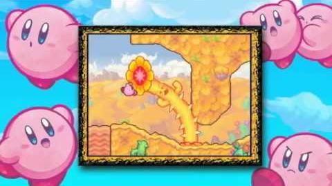 Kirby Mass Attack Trailer E3