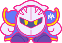 K25 Meta Knight artwork