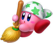 KSA Cleaning Kirby Artwork